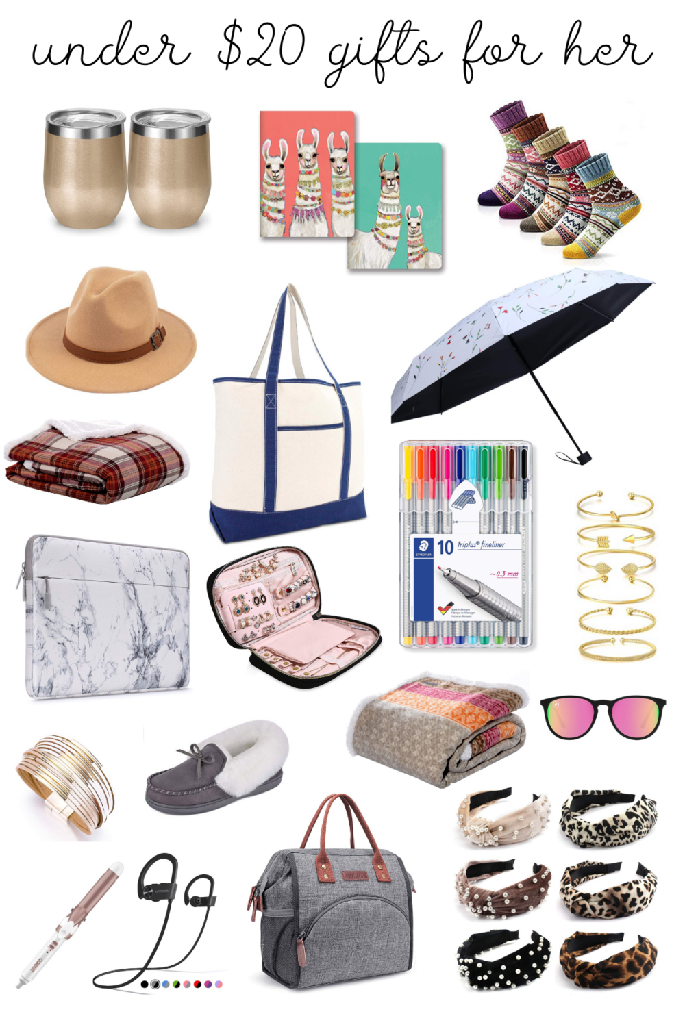 Gifts For Her Under 20 Skye Mclain